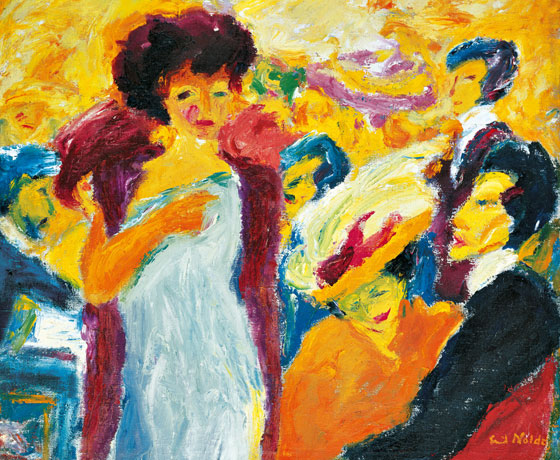 FRIENDS OF THE NOLDE FOUNDATION
