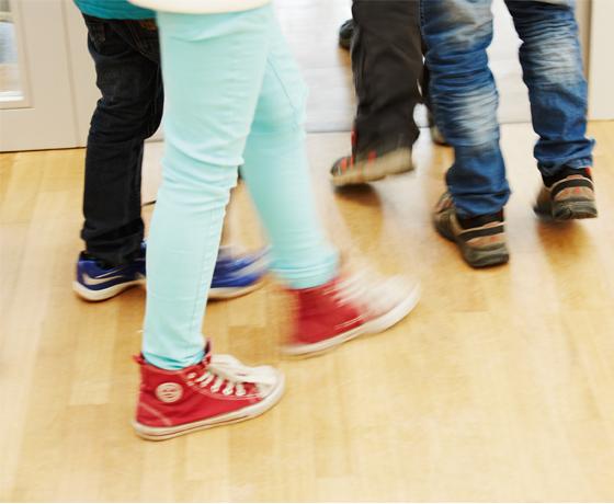 Børnehaver og skoleklasser