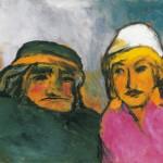 Die Urmutter, Gemälde 1947