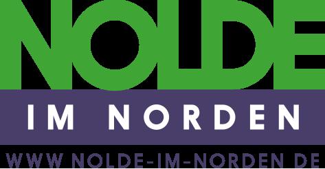 Nolde im Norden Logo